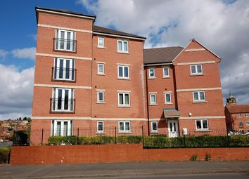 Thumbnail 2 bedroom flat for sale in Marshall Crescent, Wordsley