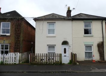 Thumbnail 3 bed terraced house to rent in Osborne Road, Totton, Southampton