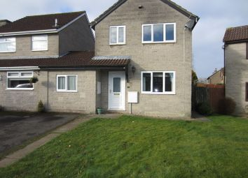 Thumbnail 3 bedroom detached house to rent in Bishop Crescent, Shepton Mallet