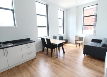 Thumbnail 2 bedroom flat for sale in City Tower, Watery Street, Sheffield