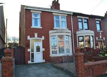 Thumbnail 3 bed semi-detached house for sale in Westmorland Avenue, Blackpool