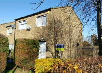Thumbnail 3 bed end terrace house for sale in Deerleap, Bretton, Peterborough