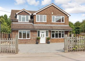 Thumbnail 4 bed detached house for sale in Cheddington Road, Cook`S Wharf, Pitstone