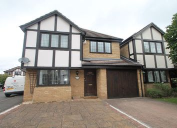 Thumbnail 4 bedroom link-detached house to rent in Edgell Road, Staines