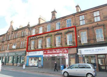 Thumbnail 3 bed flat for sale in John Finnie Street, Kilmarnock
