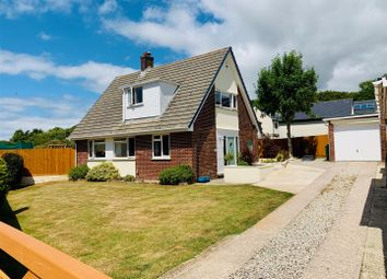 Thumbnail 4 bed detached house for sale in Springfield Close, Elburton, Plymouth