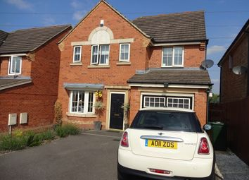Thumbnail 4 bed detached house to rent in Haigh Moor Way, Swallownest, Sheffield