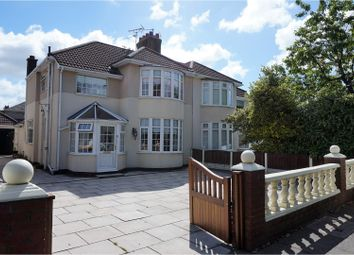 3 bed semi-detached house for sale in Queens Drive, Liverpool L15