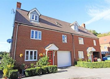 Thumbnail 4 bed semi-detached house for sale in Snowdonia Way, Stevenage