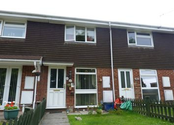 Thumbnail 2 bed terraced house for sale in Churchward Drive, Newport