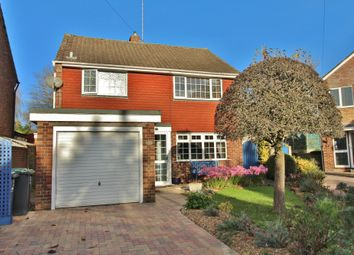 Thumbnail 3 bed detached house for sale in Brookside Road, Bedhampton, Havant