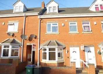 Thumbnail 4 bedroom terraced house for sale in Gilbert Road, Edgbaston, Birmingham