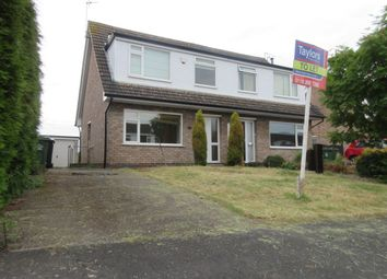 Thumbnail 3 bed semi-detached house to rent in Homefield Road, Sileby