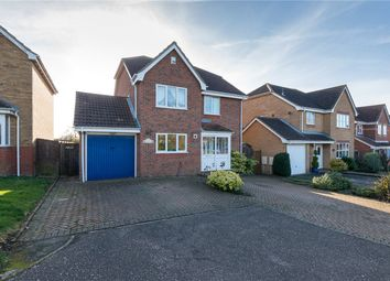 Thumbnail 4 bed detached house for sale in St. Pauls Close, Beccles, Suffolk