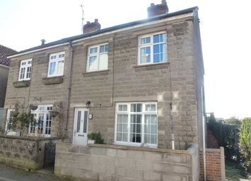 Thumbnail 3 bed cottage for sale in Jubilee Cottages, Meadow Street, Axbridge