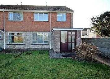 Thumbnail 3 bed semi-detached house for sale in Bro-Dawel Close, Pontyclun, Rhondda, Cynon, Taff.