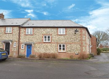 Thumbnail 3 bed terraced house for sale in Strodes Lane, Charlton Down, Dorchester