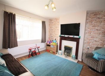Thumbnail 2 bed semi-detached house to rent in Rose Avenue, Fencehouses, Houghton Le Spring