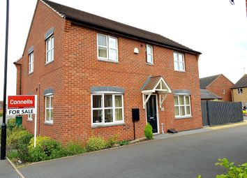 4 bed detached house for sale in Dragoon Road, Stoke Village, Coventry CV3