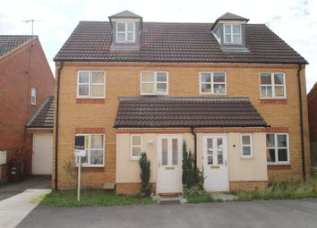 Thumbnail 3 bed town house to rent in Pavior Road, Nottingham