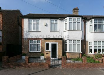 Thumbnail 3 bed terraced house for sale in Bedford Road, Walthamstow, London
