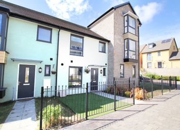 Thumbnail 3 bed terraced house for sale in Causeway View, Plymouth