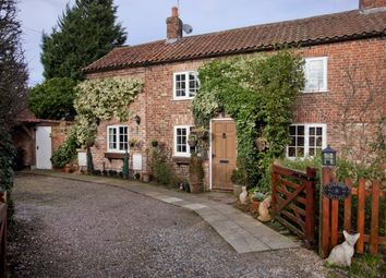 Thumbnail 3 bed cottage to rent in Nun Monkton, York