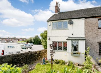 Thumbnail 2 bed cottage for sale in Ash Bank Road, Stoke-On-Trent, Staffordshire