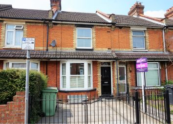 Thumbnail 2 bed terraced house for sale in Postley Road, Maidstone