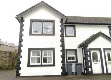 Thumbnail 2 bed flat for sale in Braithwaite Court, Egremont, Cumbria