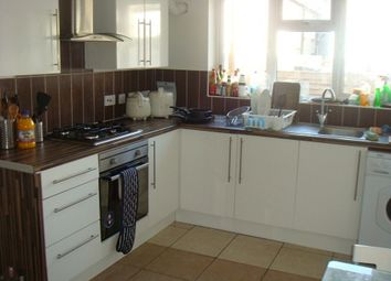 Thumbnail 5 bed terraced house to rent in Lyon Street, Southampton