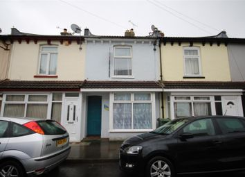 Thumbnail 3 bed terraced house to rent in Landguard Road, Southsea