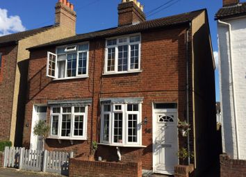 Thumbnail 2 bed semi-detached house to rent in Upper Heath Road, St.Albans