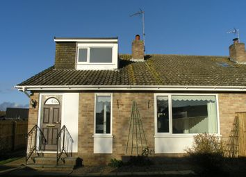 Thumbnail 3 bed semi-detached house for sale in Church Close, Wangford, Beccles