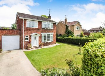 Thumbnail 3 bed link-detached house for sale in Spellowgate, Driffield