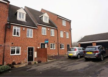 Thumbnail 3 bed town house for sale in Waggon Road, Leeds