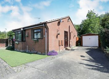 Thumbnail 2 bed detached bungalow for sale in Steadfolds Rise, Thurcroft, Rotherham