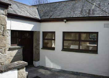 Thumbnail 1 bedroom semi-detached bungalow to rent in Broad Street, Penryn