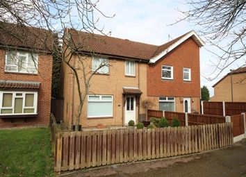 Thumbnail 3 bed semi-detached house for sale in Powtrell Place, Ilkeston