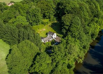 Thumbnail 4 bed detached house for sale in Abergavenny Road, Usk, Monmouthshire