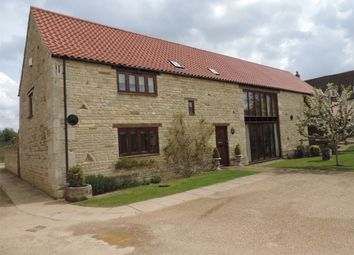 Thumbnail 4 bedroom barn conversion to rent in Searson Close, Tallington, Stamford, Lincolnshire