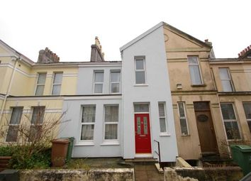 Thumbnail 5 bedroom terraced house for sale in Plymouth, Devon, England