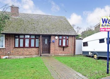Thumbnail 2 bed semi-detached bungalow for sale in Albion Close, Herne Bay, Kent