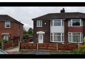 Thumbnail 3 bed semi-detached house to rent in Waverley Road, Hyde