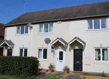 Thumbnail 2 bed terraced house for sale in Lornas Field, Hampton Hargate, Peterborough