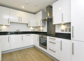 Thumbnail 3 bed flat to rent in Velocity Building, 1 Ward Road, Stratford, London