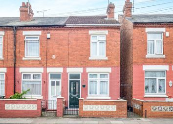 Thumbnail 2 bedroom end terrace house for sale in Wyley Road, Radford, Coventry