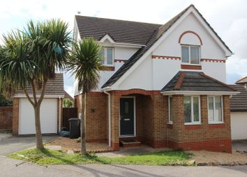Thumbnail 4 bed detached house for sale in Penmere Drive, Newquay
