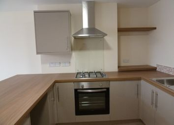 Thumbnail 1 bed flat to rent in Shaftesbury Road, St. Thomas, Exeter