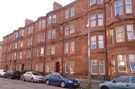 Thumbnail 1 bed flat to rent in Elizabeth Street, Govan, Glasgow